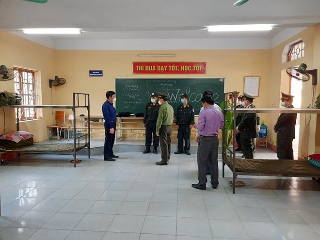 Động viên các chiến sĩ tại chốt chống dịch COVID-19 tỉnh Hải Dương - Ảnh minh hoạ 4