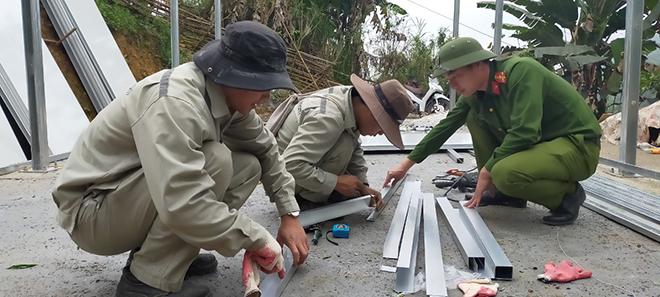 Sớm hoàn thiện 9 căn nhà mẫu trong chủ trương xây dựng 600 căn nhà tại huyện Mường Lát - Ảnh minh hoạ 6