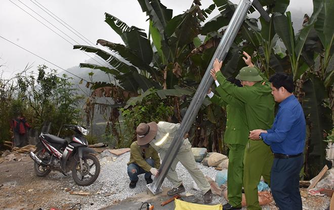 Sớm hoàn thiện 9 căn nhà mẫu trong chủ trương xây dựng 600 căn nhà tại huyện Mường Lát - Ảnh minh hoạ 5