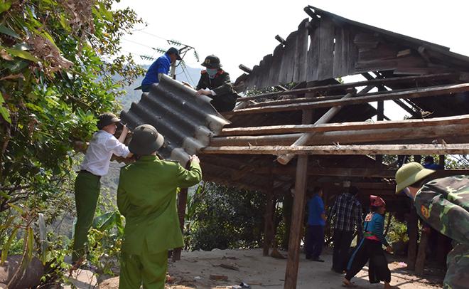 Sớm hoàn thiện 9 căn nhà mẫu trong chủ trương xây dựng 600 căn nhà tại huyện Mường Lát - Ảnh minh hoạ 3