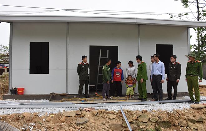 Sớm hoàn thiện 9 căn nhà mẫu trong chủ trương xây dựng 600 căn nhà tại huyện Mường Lát - Ảnh minh hoạ 8