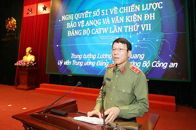 Quán triệt Nghị quyết số 51-NQ/TW với Đảng bộ Công an Thành phố Hà Nội