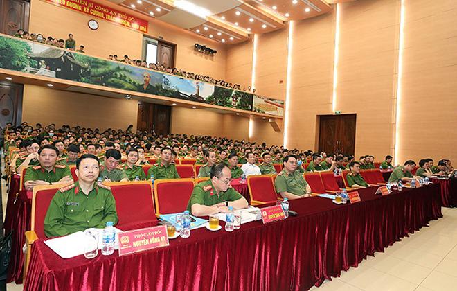 Quán triệt Nghị quyết số 51-NQ/TW với Đảng bộ Công an Thành phố Hà Nội - Ảnh minh hoạ 2