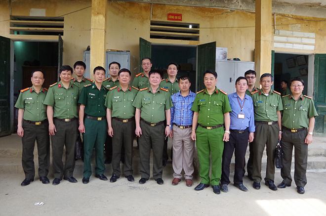 Xây dựng lực lượng Công an chính quy hiện đại, bảo đảm tốt ANTT tại địa phương - Ảnh minh hoạ 4