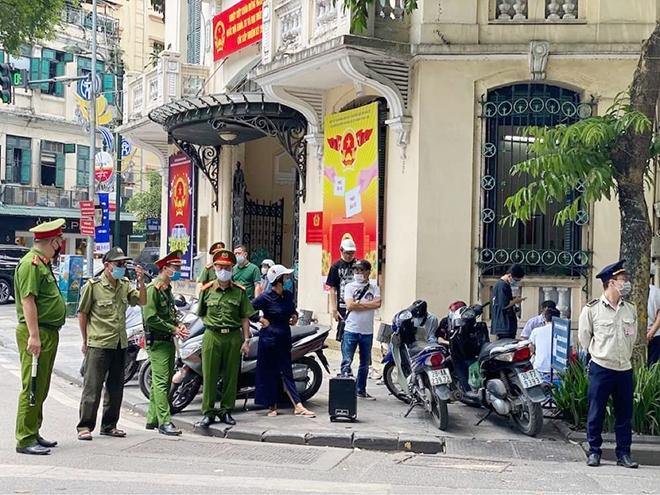 Hà Nội duy trì 19 tổ công tác xử phạt không đeo khẩu trang
