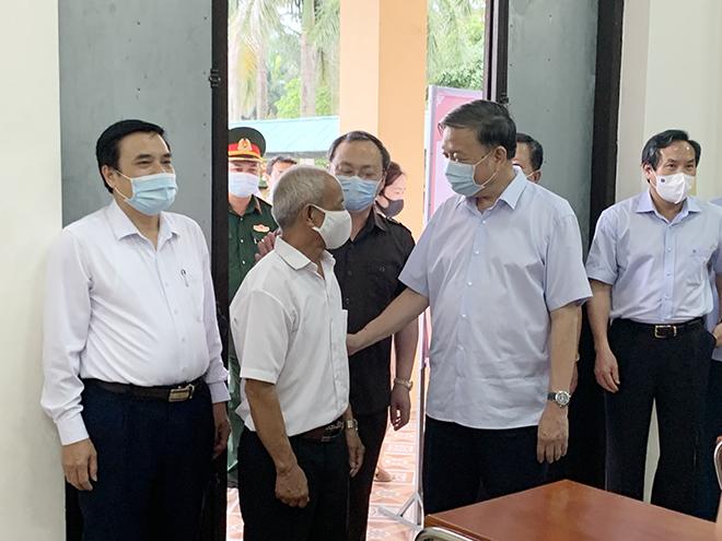 Bộ trưởng Tô Lâm và các ứng viên trình bày chương trình hành động với cử tri Hưng Yên - Ảnh minh hoạ 2