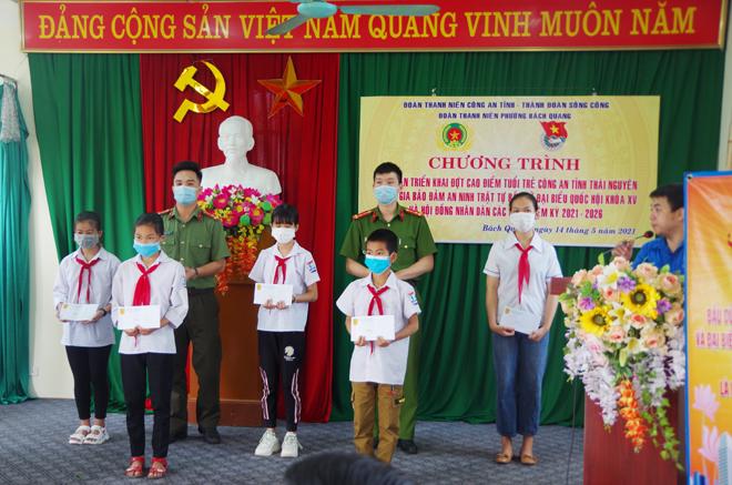 Đoàn Thanh niên Công an tỉnh Thái Nguyên ra quân triển khai đợt cao điểm đảm bảo an ninh, trật tự bầu cử - Ảnh minh hoạ 4
