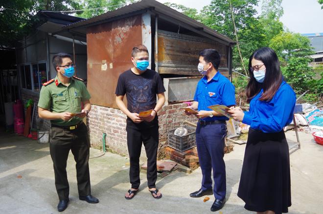 Đoàn Thanh niên Công an tỉnh Thái Nguyên ra quân triển khai đợt cao điểm đảm bảo an ninh, trật tự bầu cử - Ảnh minh hoạ 2