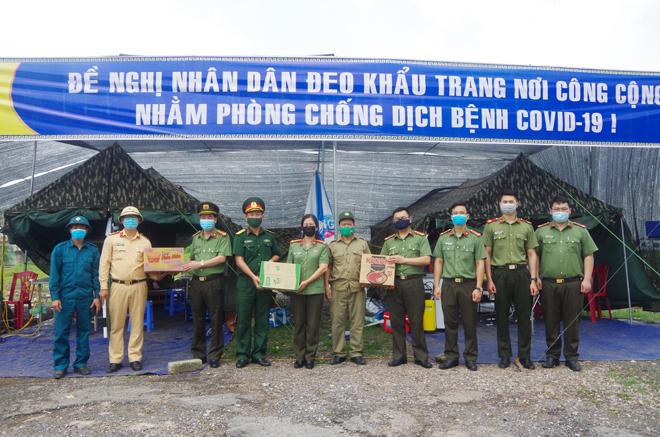 Đoàn Thanh niên Công an tỉnh Thái Nguyên ra quân triển khai đợt cao điểm đảm bảo an ninh, trật tự bầu cử - Ảnh minh hoạ 3