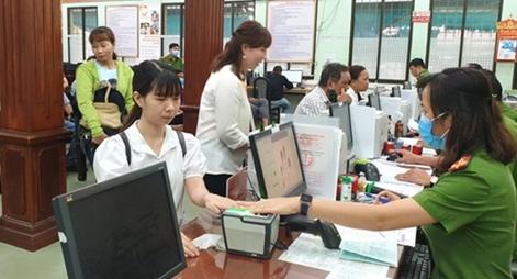 Ưu tiên cấp CCCD gắn chíp điện tử cho thí sinh tham gia thi tuyển đại học