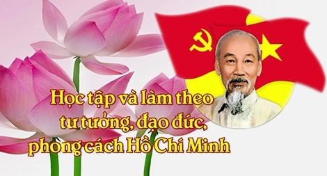 Gương điển hình học tập, làm theo tư tưởng, đạo đức, phong cách Hồ Chí Minh