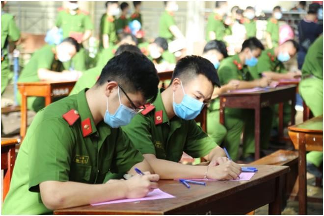 Học viện CSND vận động hơn 2.000 đơn vị máu cứu người - Ảnh minh hoạ 2