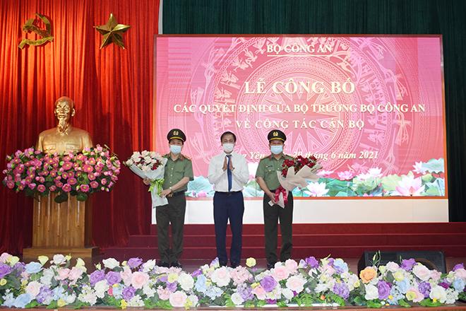 Giám đốc Công an tỉnh Hưng Yên giữ chức vụ Cục trưởng Cục Viễn thông và Cơ yếu - Ảnh minh hoạ 2