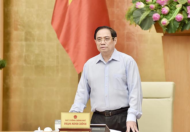 Thủ tướng Chính phủ triệu tập Hội nghị trực tuyến về phòng chống COVID-19