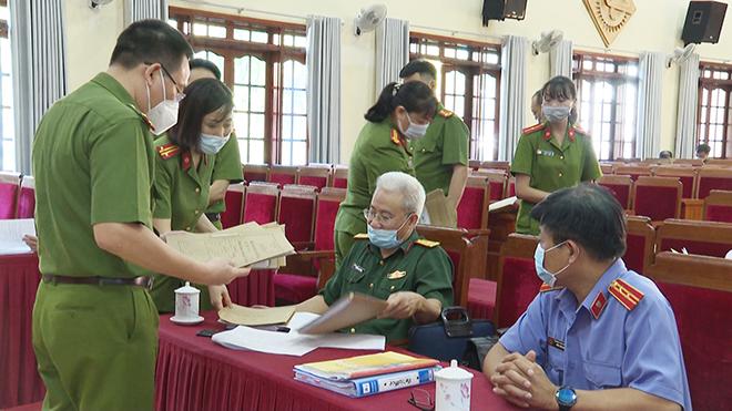 Thẩm định hồ sơ đề nghị đặc xá năm 2021 của Công an tỉnh Yên Bái - Ảnh minh hoạ 2