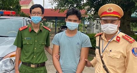 CSGT Công an Đắk Nông liên tiếp  phát hiện các vụ vi phạm pháp luật
