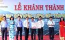 Dự án điện mặt trời đầu tiên ở Ninh Thuận hòa lưới điện Quốc gia