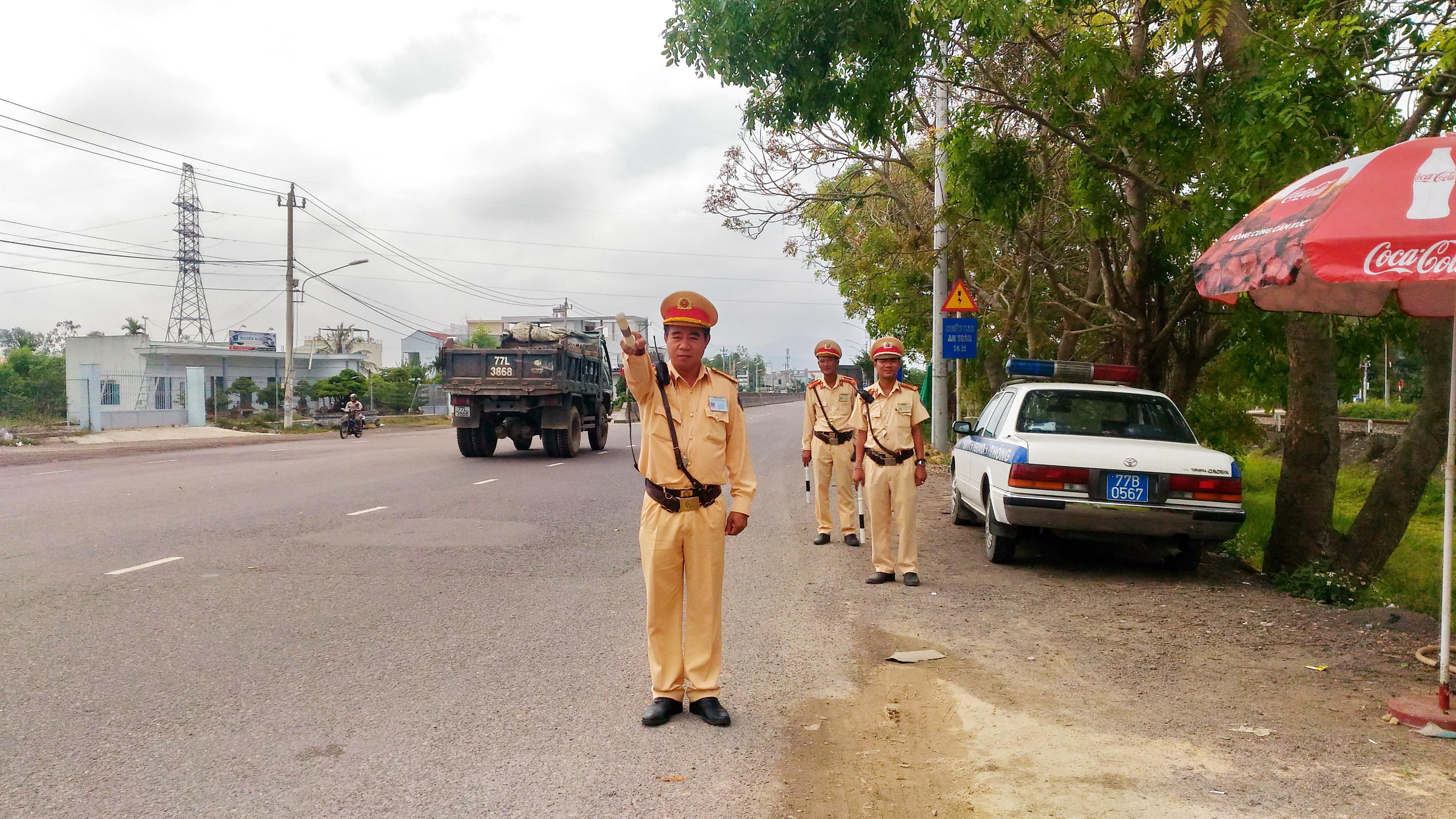 Nhận lại tài sản, người dân gửi thư cảm ơn Công an tỉnh Bình Định