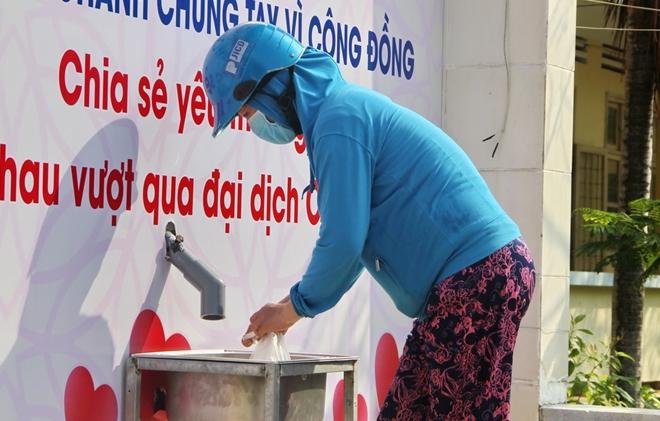 """Thầy trò trường chuyên ở Phú Yên thiết lập """"ATM gạo"""" hỗ trợ người nghèo - Ảnh minh hoạ 3"""