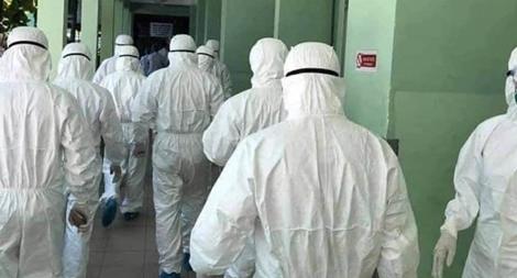 25 nhân viên y tế Bình Định tăng cường hỗ trợ Đà Nẵng chống dịch