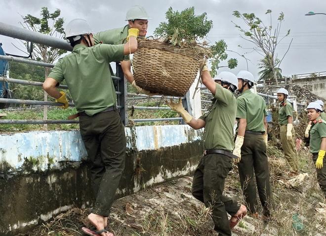 Giúp dân bớt khó khăn sau bão - Ảnh minh hoạ 15