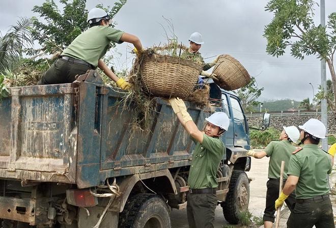 Giúp dân bớt khó khăn sau bão - Ảnh minh hoạ 5