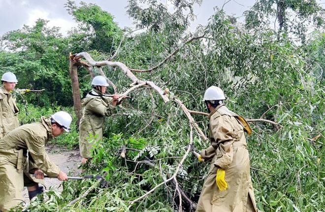 Giúp dân bớt khó khăn sau bão - Ảnh minh hoạ 6