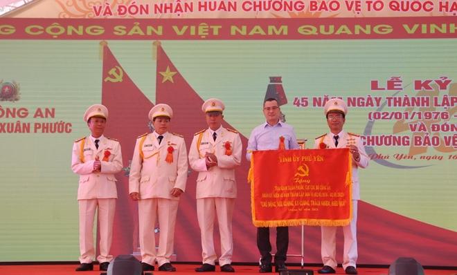 Trại giam Xuân Phước đón nhận Huân chương Bảo vệ Tổ quốc hạng Nhất - Ảnh minh hoạ 4