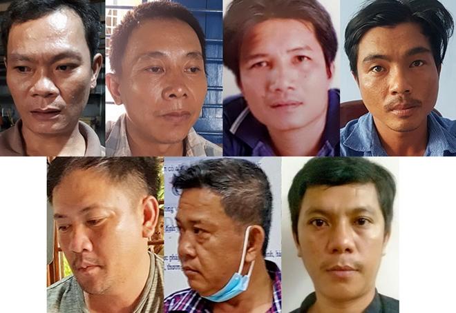 Khen thưởng Công an tỉnh Phú Yên làm rõ vụ phá rừng lớn nhất ở địa phương - Ảnh minh hoạ 6
