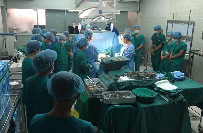 Thiếu nữ chết não hiến tạng cứu 4 người