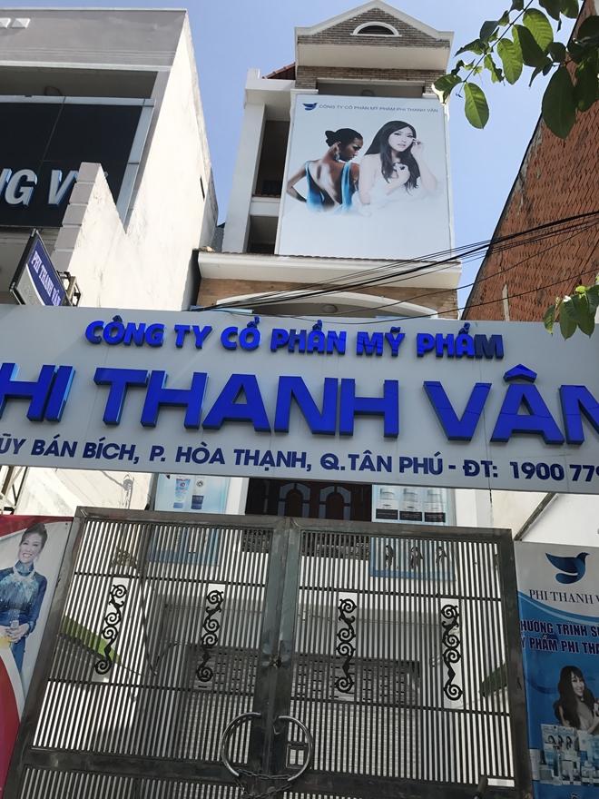 Thu hồi và tiêu hủy nhiều sản phẩm của công ty mỹ phẩm Phi Thanh Vân