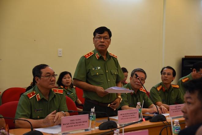 Khai giảng lớp nghiệp vụ Khoá 2- 2017 cho cán bộ y tế Bộ Nội vụ Campuchia - Ảnh minh hoạ 4