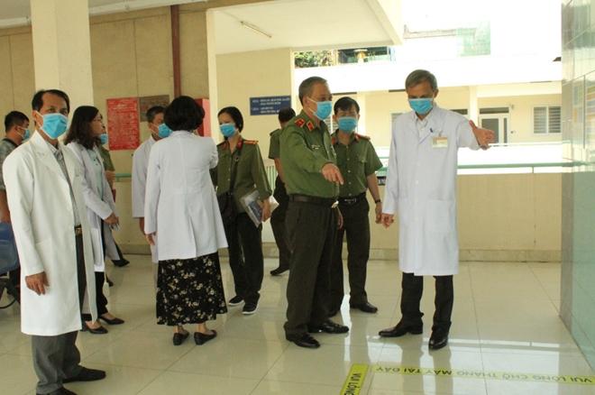 Phòng chống virus Corona - nơi tuyến đầu khu vực phía Nam - Ảnh minh hoạ 5