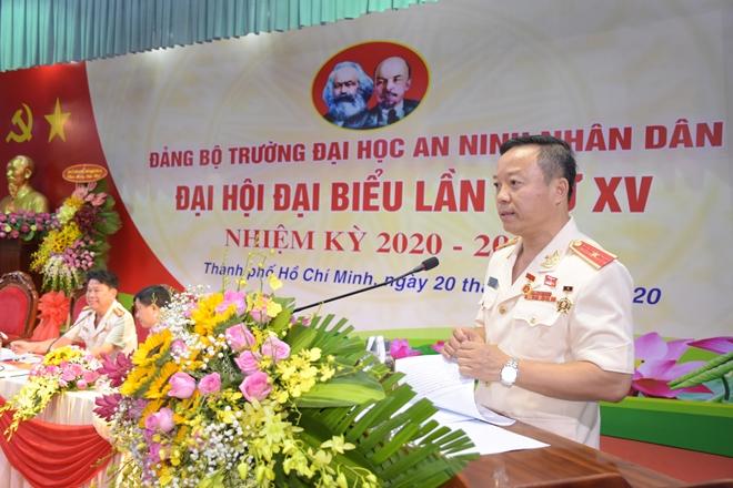Nâng cao chất lượng đào tạo, đưa ĐH ANND trở thành trung tâm đào tạo  uy tín của lực lượng CAND - Ảnh minh hoạ 2