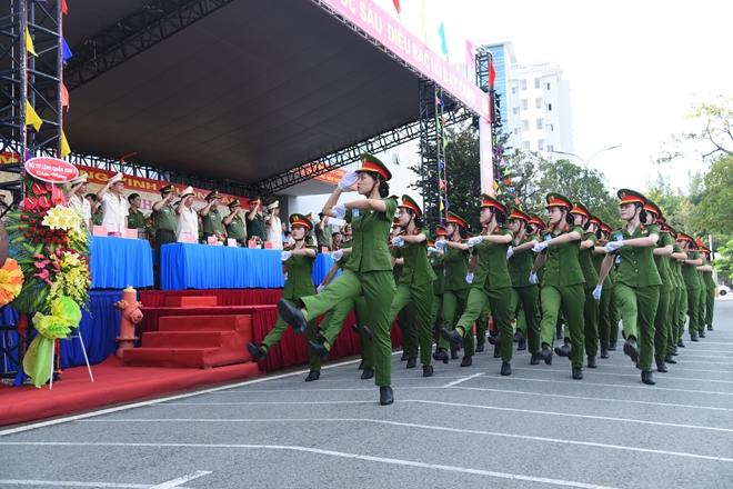 Đại học Cảnh sát nhân dân khai giảng năm học 2020 - 2021 - Ảnh minh hoạ 4