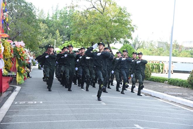 Đại học Cảnh sát nhân dân khai giảng năm học 2020 - 2021 - Ảnh minh hoạ 5