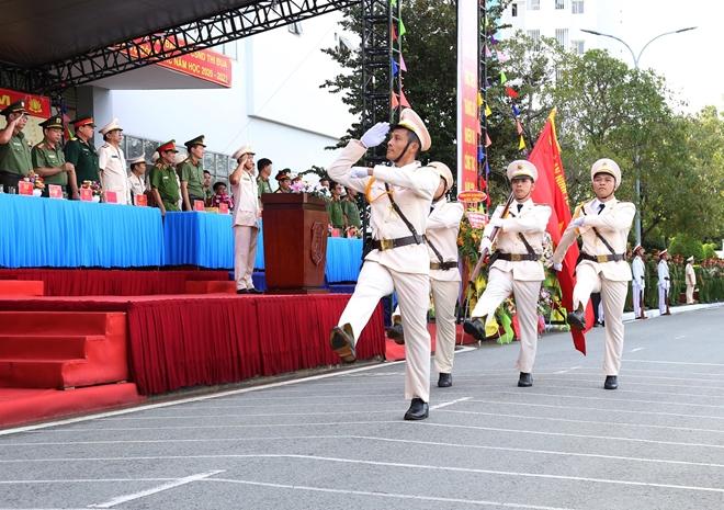 Đại học Cảnh sát nhân dân khai giảng năm học 2020 - 2021 - Ảnh minh hoạ 3