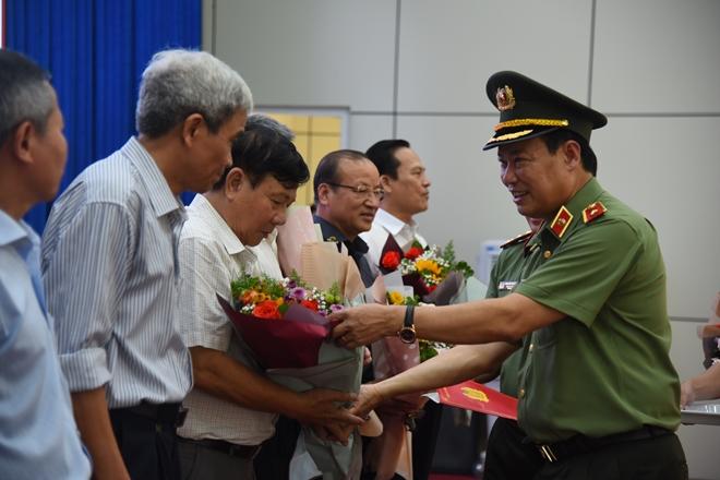 Các trường Công an Nhân dân tri ân ngày Nhà giáo Việt Nam - Ảnh minh hoạ 2