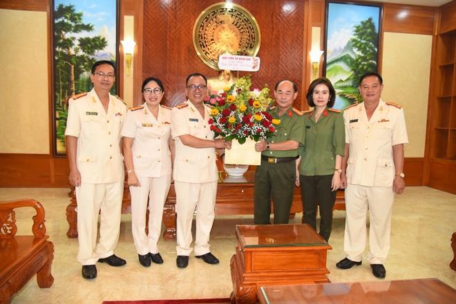 Báo CAND chúc mừng các trường CAND nhân ngày 20/11 - Ảnh minh hoạ 2