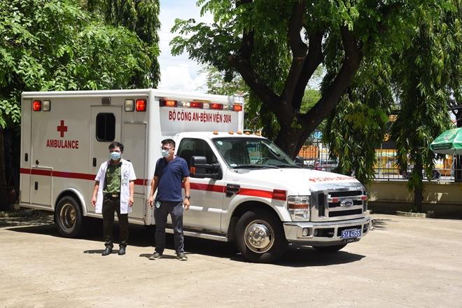 6 đội tiêm của Bệnh viện 30-4 tham gia chiến dịch tiêm phòng COVID-19 - Ảnh minh hoạ 2