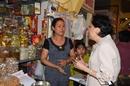 Ra quân kiểm tra các hộ kinh doanh mặt hàng thực phẩm Tết