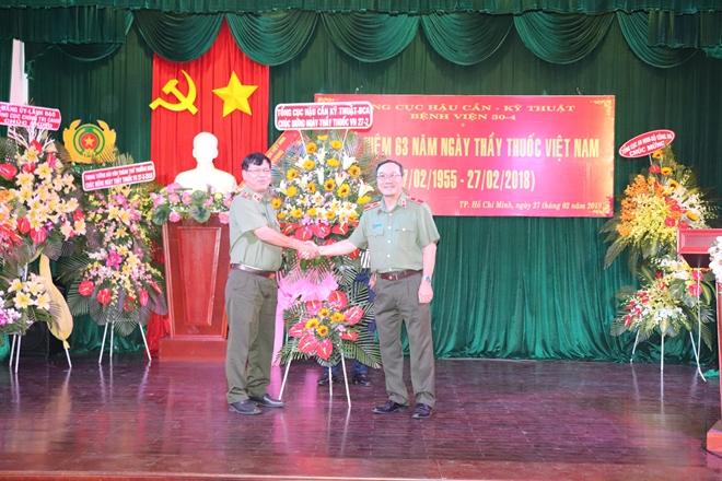 Bệnh viện 30-4 kỷ niệm Ngày Thầy thuốc Việt Nam