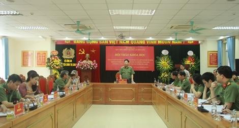 Công an nhân dân học tập, vận dụng Di chúc của Chủ tịch Hồ Chí Minh trong sự nghiệp bảo vệ an ninh trật tự