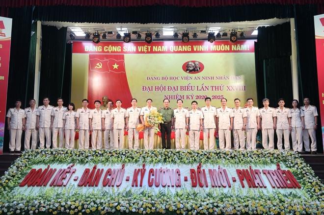 Xứng đáng là cơ sở giáo dục đào tạo hàng đầu của lực lượng CAND - Ảnh minh hoạ 4