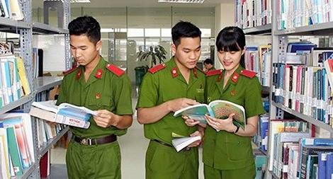 Học viện CSND công bố ngưỡng đảm bảo chất lượng đầu vào đại học chính quy