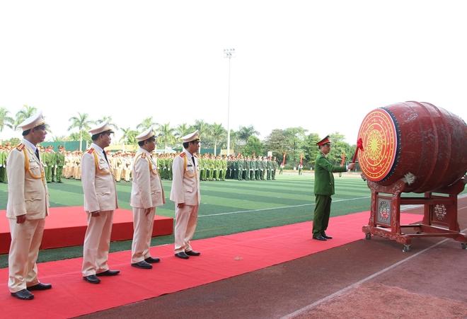 Học viện CSND đón nhận Huân chương Bảo vệ Tổ quốc Hạng nhất - Ảnh minh hoạ 5