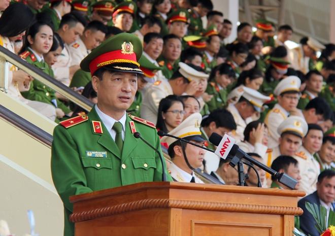Học viện CSND đón nhận Huân chương Bảo vệ Tổ quốc Hạng nhất - Ảnh minh hoạ 2