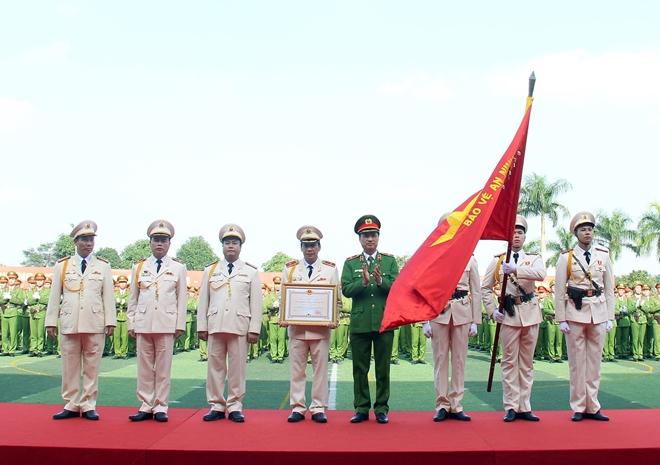 Học viện CSND đón nhận Huân chương Bảo vệ Tổ quốc Hạng nhất - Ảnh minh hoạ 3