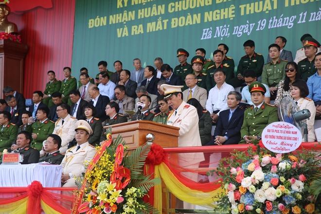 Học viện CSND đón nhận Huân chương Bảo vệ Tổ quốc Hạng nhất - Ảnh minh hoạ 6