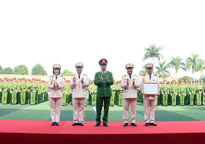 Học viện CSND đón nhận Huân chương Bảo vệ Tổ quốc Hạng nhất - Ảnh minh hoạ 4